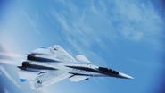 X-02 Wyvern Infinity Flyby