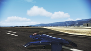 ASFX Ridgeback SD runway