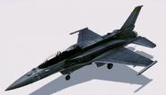 F-16F Event Skin 01 Hangar 1