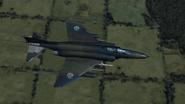 F-4G AC5 OS Skin Flyby