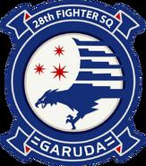 Official Garuda Team Emblem