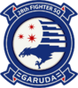 Official Garuda Team Emblem
