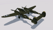 P38L Event Skin hangar