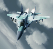 MiG-29A Event Skin 03 Flyby 2