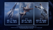 Season Pass Aircraft Release Dates