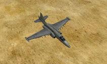 Su-25 top view legacy