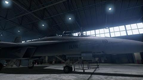 「ACE COMBAT(TM) 7 SKIES UNKNOWN」Game Feature Briefing PS4 VR Mode Gameplay Footage