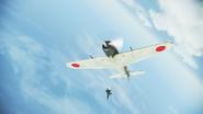 A6M5 FA Dogfight 2