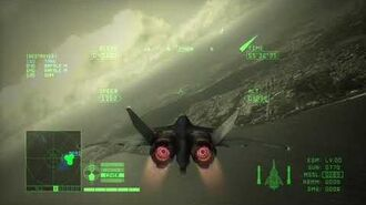 Ace Combat 6 ACE Hunt VALET (Liberation of Gracemeria)