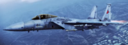 F-15C -Pixy- Event Skin 01 Flyby