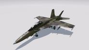 FA-18F -Beast- Hangar