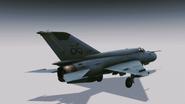 MiG-21bis -Viper- Hangar Side 2