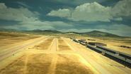 Moloch Desert Airfield Close-up