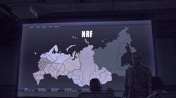 NRF map