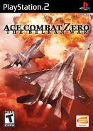 Ace Combat Zero Box Art North America
