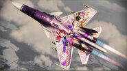 "Su-34 ""TEKKEN ALISA & XIAOYU"""