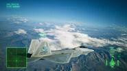AC7 DLC Steam F-22A Mobius 1 Image