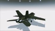 FA-18F -Black Hornet- Hangar 3
