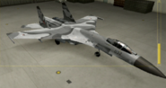 Su-27 Soldier color hangar