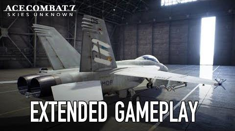 Ace Combat 7 Skies Unknown - PS4 XB1 PC - Gamescom 2018 Extended Gameplay