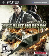 Assault Horizon Final Box Art