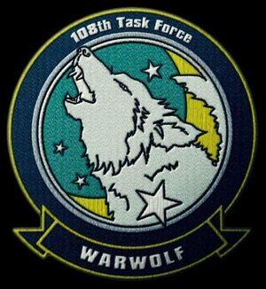 Emblema - Escuadrón Warwolf