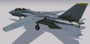 F-14D Super Tomcat Hangar