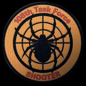Shooter Squadron Patch