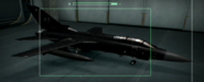 Tornado F3 Razgriz color Hangar
