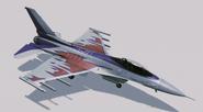 "F-16C ""AC"" Skin -01 Hangar"