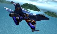 F-16C Captain Falcon Flyby 2