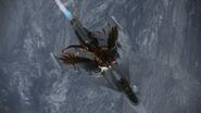 Gripen C -GF- Flyby