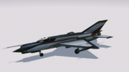 Mig21bis Event Skin 2 Hangar