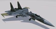 Su-37 -Jean Louis- Hangar