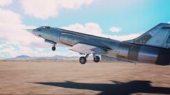 F-104C Taking Off