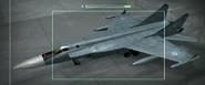 MiG-31M Osea color Hangar