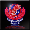 Winged Horses Battle Emblem