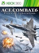 Ace Combat 6 Box Art Digital 2019