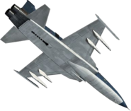 F-5E Tiger II (Aurelia Back)