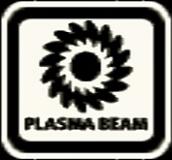 Plasma beam icon
