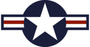 Roundel of the USAF