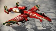 "A-10A ""Happy Holidays"""