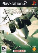 Ace Combat 5 Box Art PAL 2
