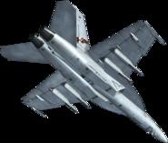 FA-18E Super Hornet (Aurelia Back)