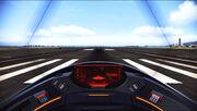 Fenrir cockpit