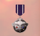 Ace x2 mp medal silver savior