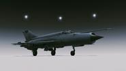 MiG-21bis -Viper- Hangar Lower