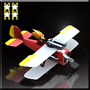 SKY KID -Red Baron 1- icon