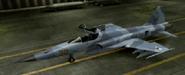 F-5E Soldier color hangar