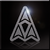 Three Arrowheads (Low-Vis) Emblem Icon